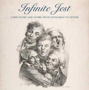 The Metropolitan Museum of Art exhibit-InfiniteJest-Caricature-deVinci-Levine