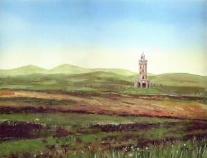 artist-painter-billy-almond_tower